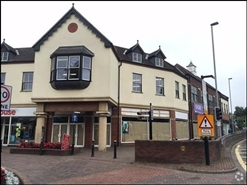 2,810 SF Shopping Centre Unit for Rent  |  Unit J, Hunters Row Shopping Centre, Stafford, ST16 2AD
