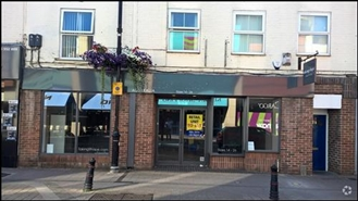 1,107 SF High Street Shop for Rent  |  2 - 3 Bartholomew Street, Newbury, RG14 5LL