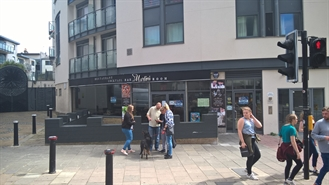 1,430 SF High Street Shop for Rent  |  74 West Street, Brighton, BN1 2RA