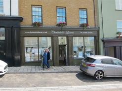 510 SF High Street Shop for Rent  |  3 Buttermarket, Dorchester, DT1 3AZ
