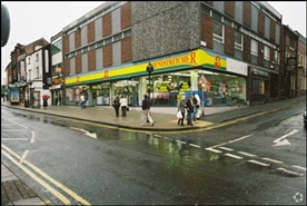 2,674 SF High Street Shop for Rent  |  12 - 16 Town Road, Stoke On Trent, ST1 2JQ