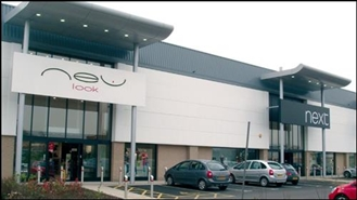 10,365 SF Retail Park Unit for Rent  |  Units 1a-6 & 11, Queens Retail Park, Stafford, ST17 4SU