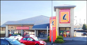 11,918 SF High Street Shop for Rent  |  Poundstretcher, Burnley, BB11 1HA