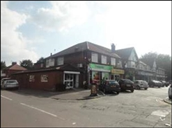1,520 SF High Street Shop for Rent  |  385 Washway Road, Sale, M33 4FJ
