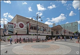 2,439 SF Shopping Centre Unit for Rent  |  4 - 5 St Mary'S Butts Broad Street Mall, Reading, RG1 7QE