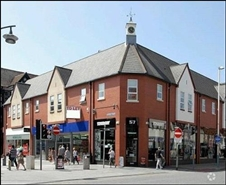 1,093 SF High Street Shop for Rent  |  57 Chapel Street, Southport, PR8 1AL