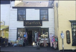 326 SF High Street Shop for Rent  |  4 - 6 Broad Street, Padstow, PL28 8BS