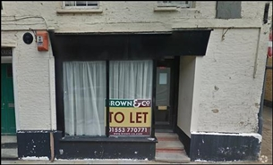 797 SF High Street Shop for Rent  |  1A High Street, Downham Market, PE38 9DA