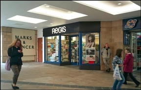 984 SF Shopping Centre Unit for Rent  |  1 Cornmarket, Lancaster, LA1 1JB