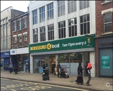 2,972 SF High Street Shop for Rent  |  78  - 80 High Road, Ilford, IG1 1DL