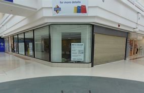 1,690 SF Shopping Centre Unit for Rent  |  Unit 9, Guildhall Shopping Centre, Stafford, ST16 2BB