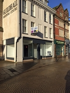 2,693 SF Shopping Centre Unit for Rent  |  Units 15-17, Guildhall Shopping Centre, Stafford, ST16 2BB