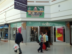 1,477 SF Shopping Centre Unit for Rent  |  Unit 23, Guildhall Shopping Centre, Stafford, ST16 2BB