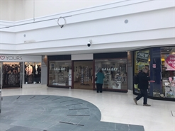 1,563 SF Shopping Centre Unit for Rent | Unit 24, Guildhall Shopping Centre, Stafford, ST16 2BB