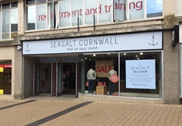 2,352 SF High Street Shop for Rent  |  54 New George Street, Plymouth, PL1 1RR