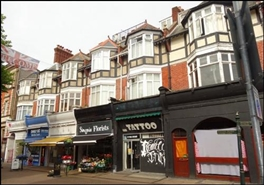 906 SF High Street Shop for Sale  |  12 - 12A Sea Road, Bournemouth, BH5 1DB