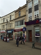 461 SF High Street Shop for Rent  |  87 High Street, Weston super Mare, BS23 1HE