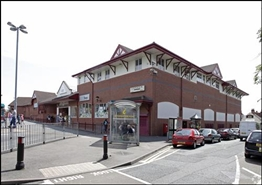 5,000 SF Shopping Centre Unit for Rent  |  Cannock Town Redevelopment, Cannock, WS11 1BJ