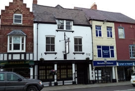 1,170 SF High Street Shop for Sale  |  27 29 High Street, Denbigh, LL16 3HY