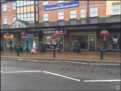 433 SF High Street Shop for Rent  |  37 Poulton Street, Kirkham, PR4 2AA