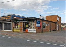 1,070 SF High Street Shop for Rent  |  275 Newark Road, Lincoln, LN6 8QE