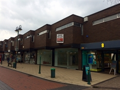 1,082 SF High Street Shop for Rent  |  60 Market Street, Crewe, CW1 2HD