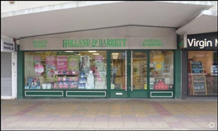 1,640 SF High Street Shop for Rent  |  11 Broad Walk, Harlow, CM20 1HX