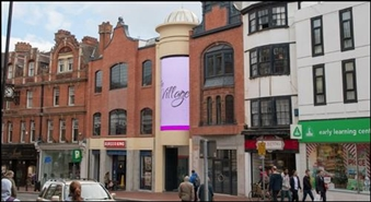 1,570 SF Shopping Centre Unit for Rent  |  Unit 8, The Village, Reading, RG1 2HG