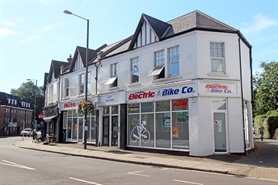 221 SF High Street Shop for Rent  |  Cedar Point, Hampton Wick, KT1 4DA