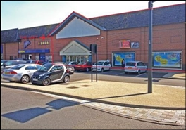 8,979 SF Retail Park Unit for Rent  |  Unit 4b, The Peel Centre, St Ann's Way, Gloucester, GL1 5SF