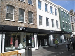 6,072 SF High Street Shop for Rent  |  Unit 3, Queensway House, Jersey, JE2 4WD