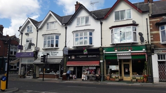 High Street Shop for Sale  |  87 Commercial Road, Poole, BH14 0JD