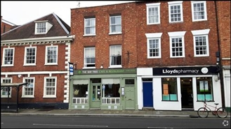2,049 SF High Street Shop for Sale  |  78 Church Street, Tewkesbury, GL20 5RX
