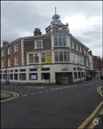 2,336 SF High Street Shop for Rent  |  1 Station Road, Telford, TF1 1BZ