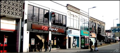 1,824 SF High Street Shop for Rent  |  370 Station Road, Harrow, HA1 2DE