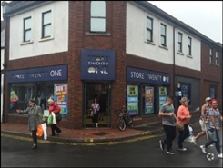 3,151 SF High Street Shop for Rent  |  46 Wind Street, Neath, SA11 3EN