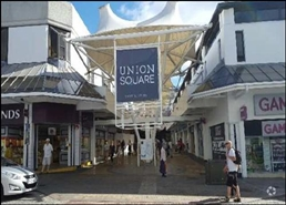 3,390 SF Shopping Centre Unit for Rent  |  Unit 2/4, Union Square Shopping Centre, Torquay, TQ1 3UT