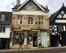 738 SF High Street Shop for Rent  |  9a St Mary's Hill, Stamford, PE9 2DP