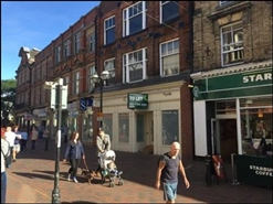 1,870 SF High Street Shop for Rent  |  4 Greengate Street, Stafford, ST16 2HN
