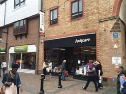 1,673 SF Shopping Centre Unit for Rent   Unit 9, Maylord Shopping Centre, Hereford, HR1 2DS