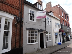 1,015 SF High Street Shop for Sale  |  The Old Town House, Wimborne, BH21 1JH