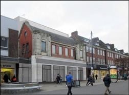 9,741 SF High Street Shop for Rent | Unit 3, Romford, RM1 1RB