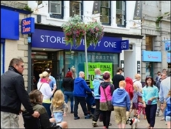 1,700 SF High Street Shop for Rent  |  10 Bank Street, Newquay, TR7 1JF