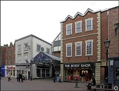 785 SF Shopping Centre Unit for Rent  |  Unit Su34a, Darwin Shopping Centre, Shrewsbury, SY1 1PL