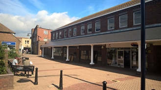 3,500 SF High Street Shop for Rent  |  1-4 Newhaven Square, Newhaven, BN9 9QW
