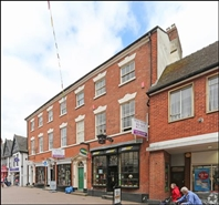 1,027 SF High Street Shop for Rent  |  15 Market Street, Lichfield, WS13 6JX