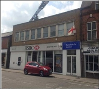 2,046 SF High Street Shop for Rent  |  77 Victoria Road, Horley, RH6 7QN