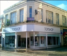2,930 SF High Street Shop for Rent  |  14 - 16 Portland Street, Kilmarnock, KA1 1HZ