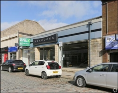 7,439 SF High Street Shop for Sale  |  20 - 24 West Blackhall Street, Greenock, PA15 1UE