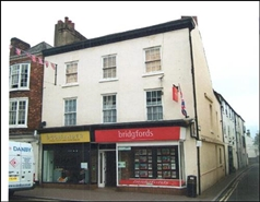 499 SF High Street Shop for Rent  |  47 High Street, Knaresborough, HG5 0HB